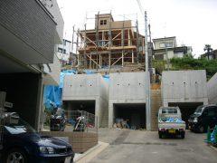 横浜市中区 宅地開発13