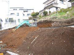 横浜市中区 宅地開発7
