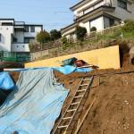 横浜市中区 宅地開発8