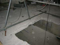 天井解体写真1