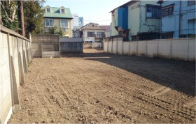 川崎市幸区解体工事完了