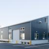 工場及び駐車場新築1