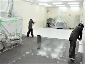 鋼板塗装(プライマー)