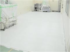 鋼板塗装(プライマー塗終わり)